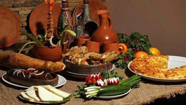 В Петербурге открылся ресторан грузинской кухни
